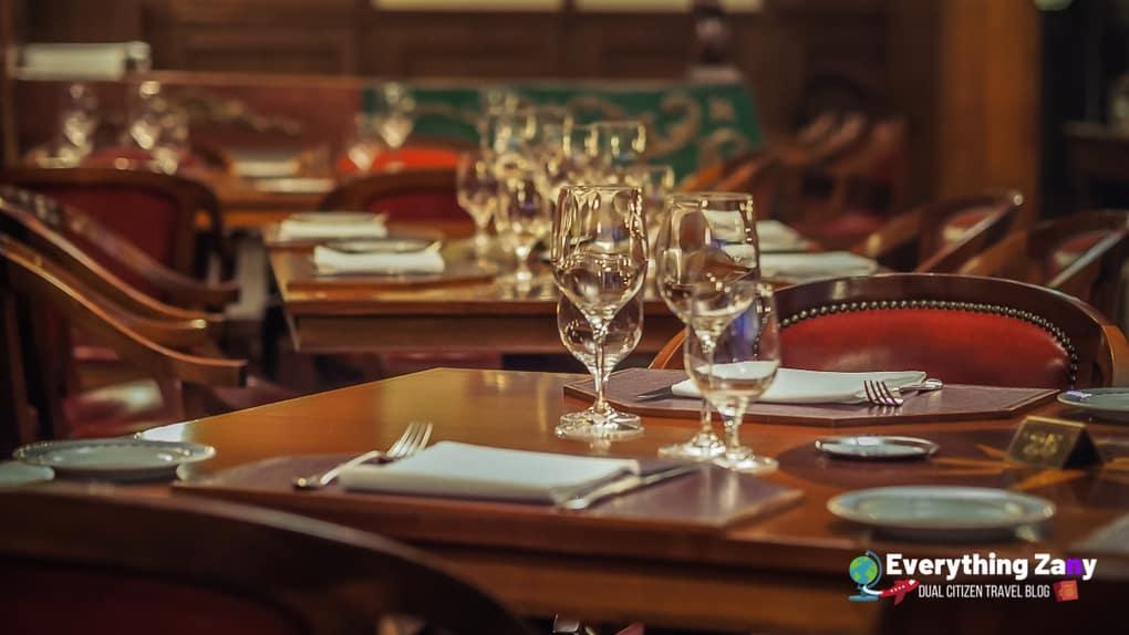 La Goletta Restaurant in Grand Hotel Villa Serbelloni
