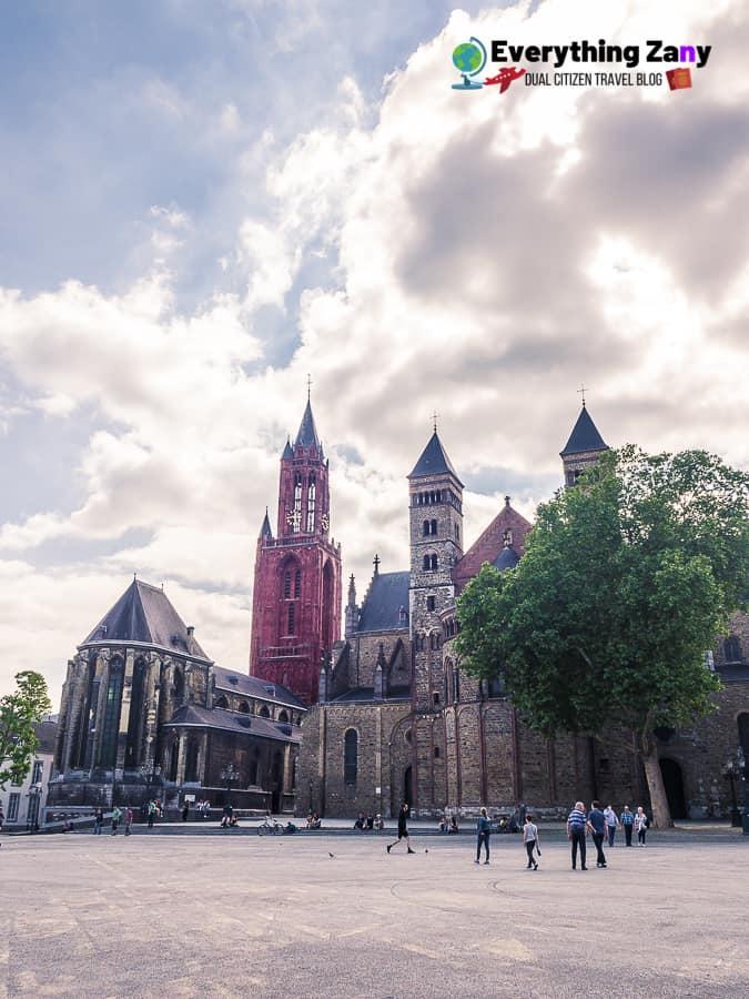Saint Jan's Church in Maastricht Netherlands