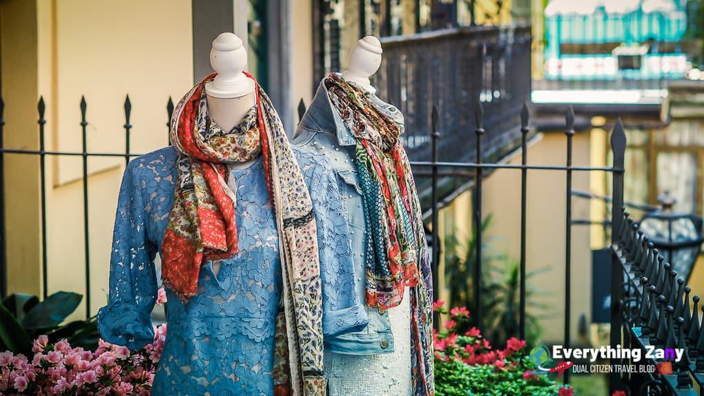 Shopping in Bellagio Italy