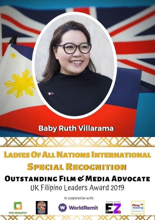 Baby Ruth Villarama