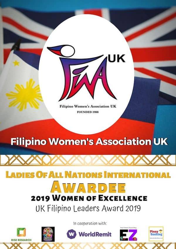 FILIPINO WOMENS ASSOCIATION UK