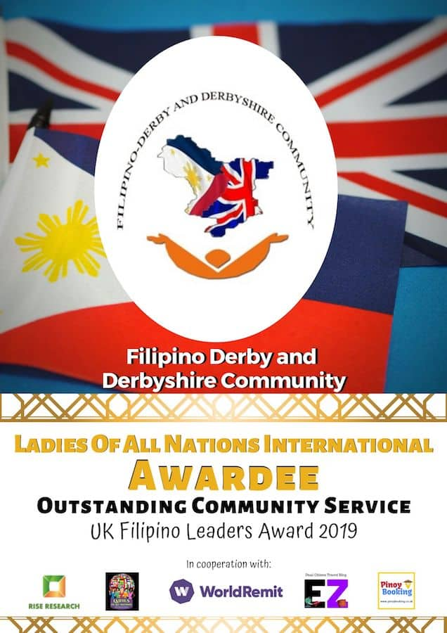Filipino Derby and Derbyshire Community