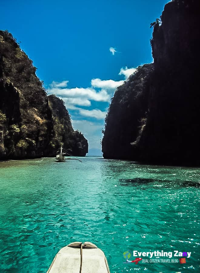 El Nido Island Hopping Small and Big Lagoon of tour A