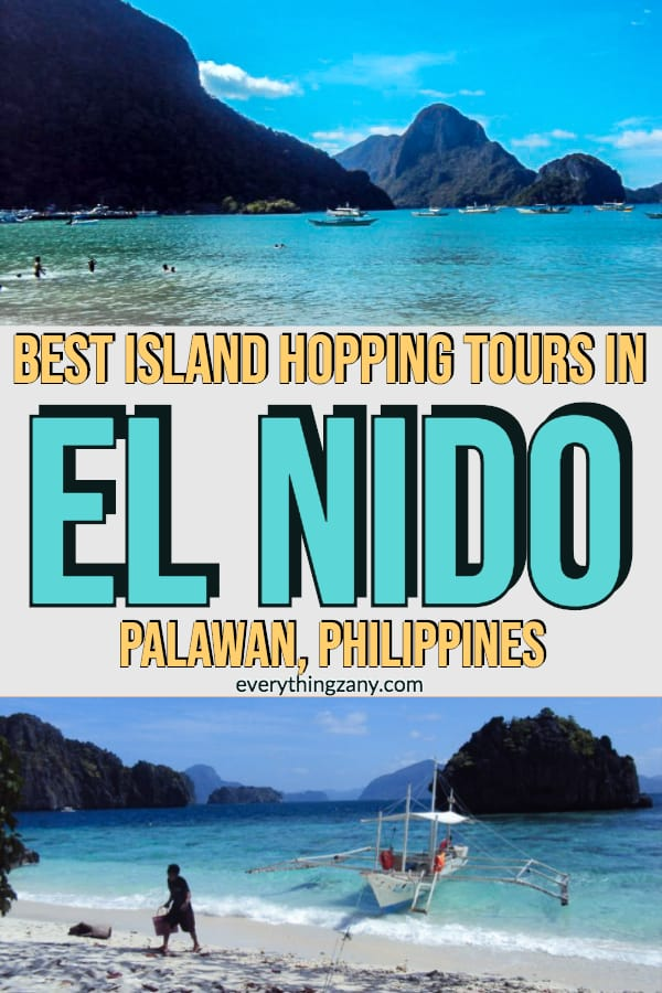 Best El Nido Island Hopping Guide and Packages for First Time Visitors