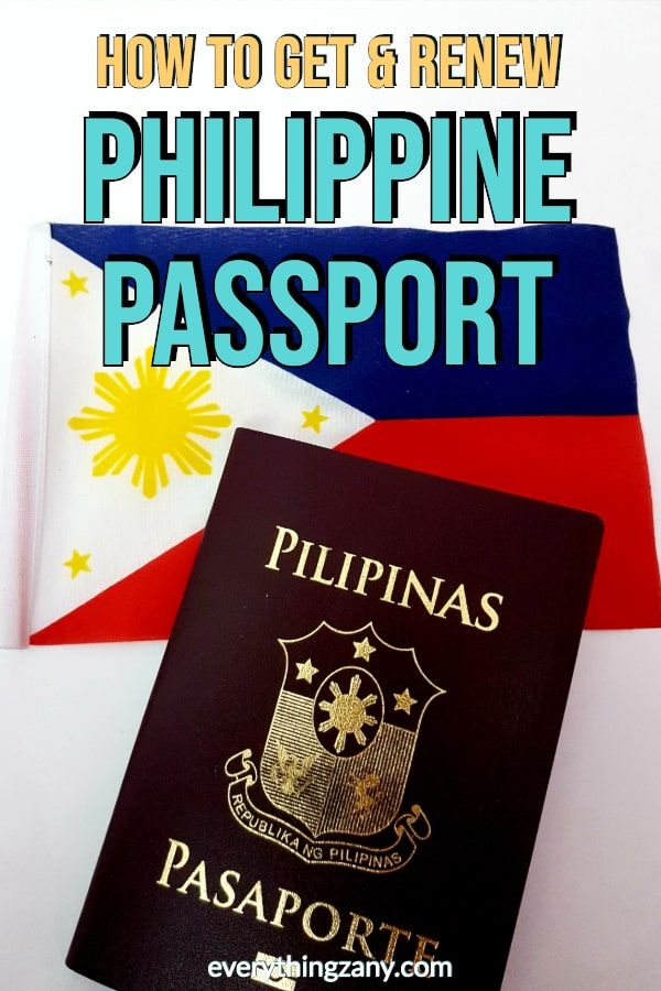 How to Get and Renew Philippine Passport in the UK